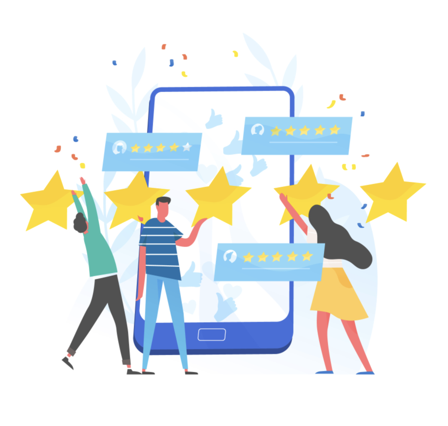 Reviews for SEO